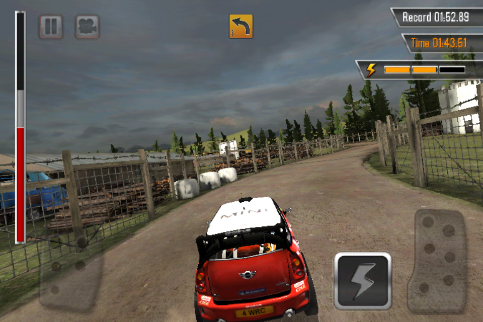Screenshot WRC: The Game